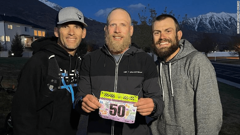 On April 19th the Iron Cowboy completed his 50th consecutive full distance triathlon.