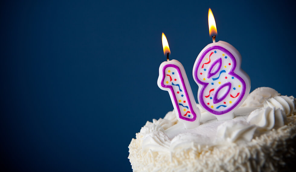 What Things you can do when you turn 18