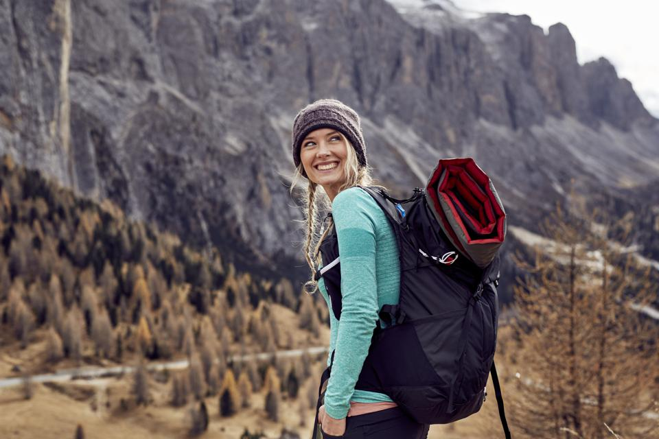 How to train for a long distance hike