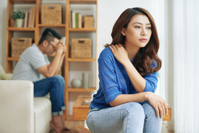 How to divorce a narcissist or a psychopath