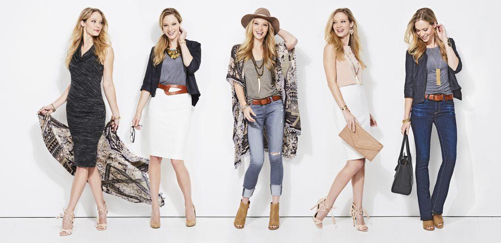 Frugal female fashion
