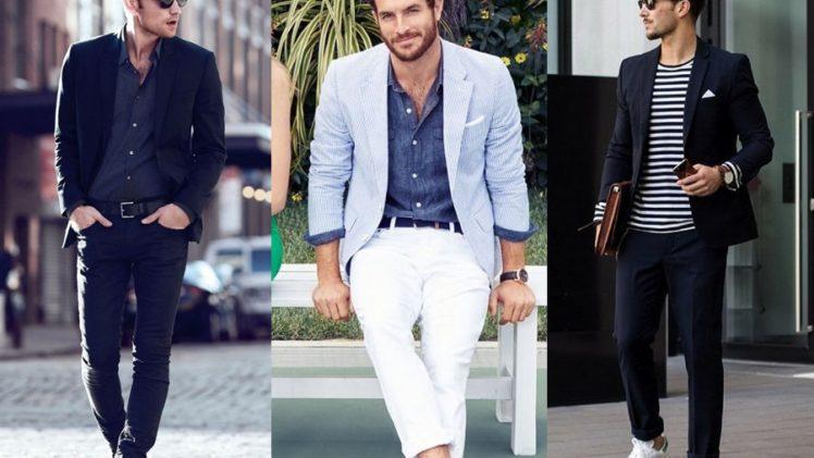Frugal male fashion clothing