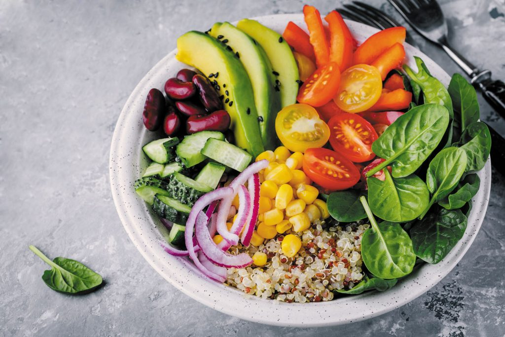 How to start eating healthy for beginners