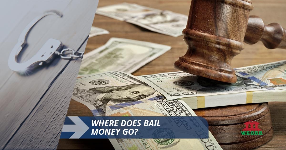 Where does bail money go