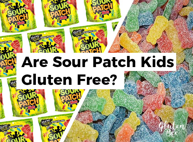 Are sour patch kids gluten free? Yes, Sour Patch kids are now gluten free!! Hooray! When can finally tell you, without restraint, that your favorite childhood snack of yours IS actually gluten free?