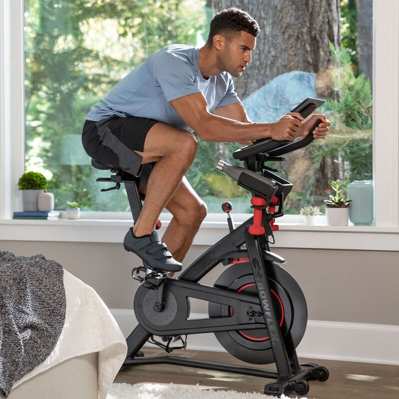 How many steps in a mile on a stationary bike