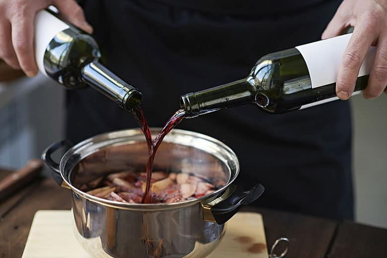 How long does cooking wine last