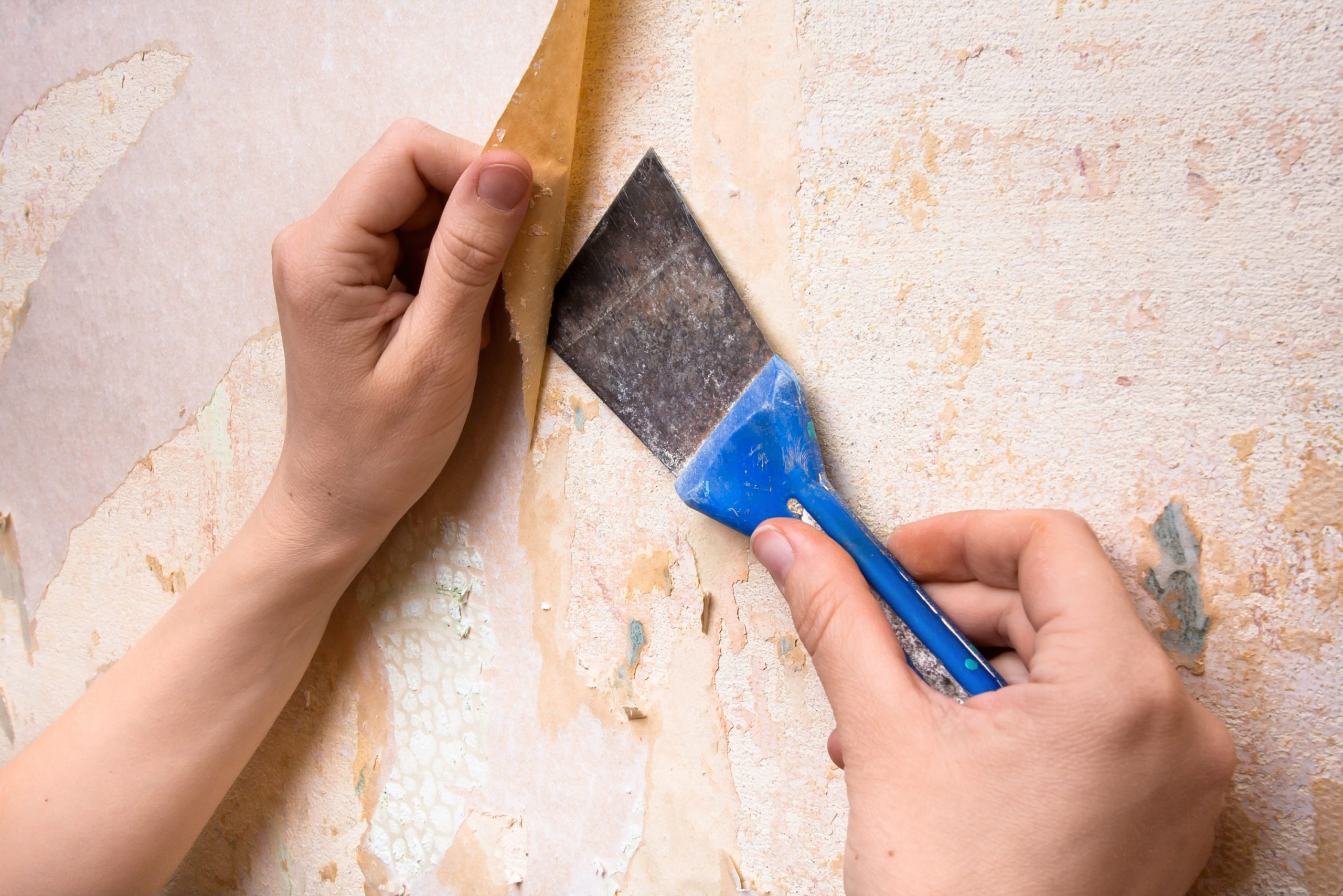 How to remove adhesive without damaging paint