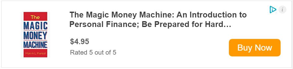 Magic Money Machine review
