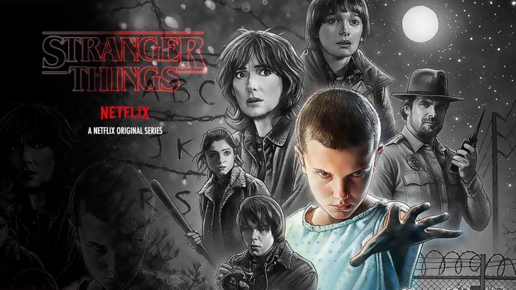 Stranger things  season 1 2 3 torrent