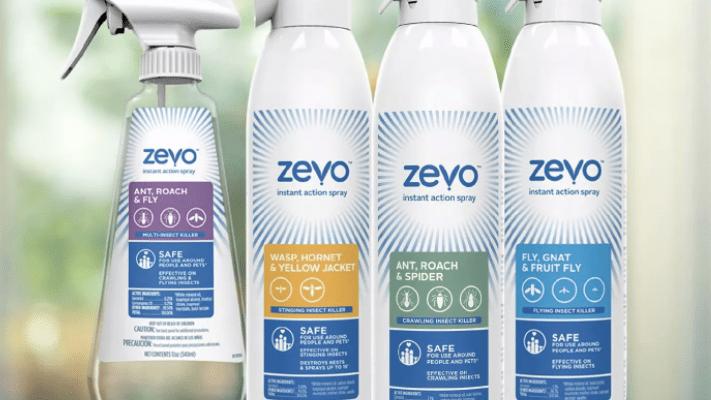 Zevo reviews Bug Spray