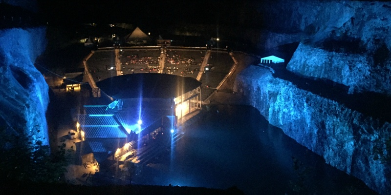 The Most Spectacular Music Venues Around The World