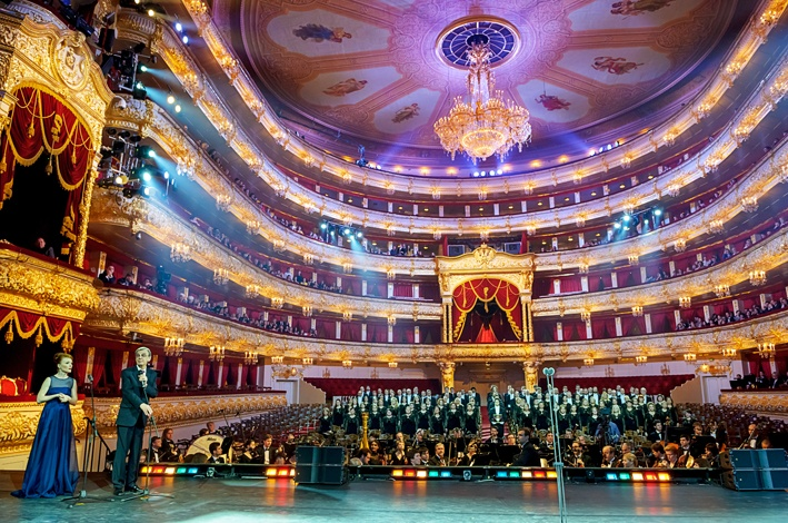15 of The Most Spectacular Music Venues Around The World
