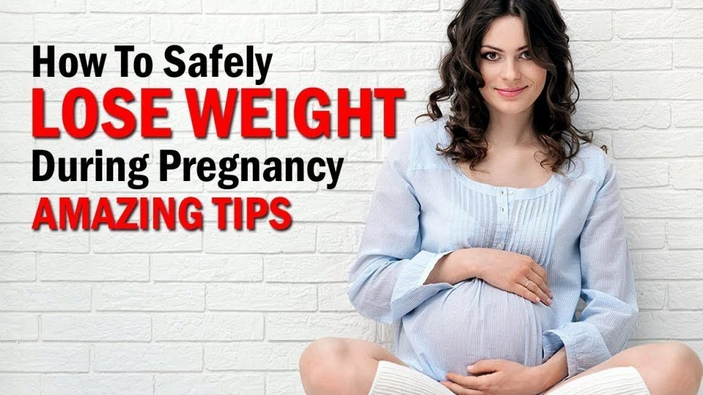 Easy Way Losing Weight While Pregnant