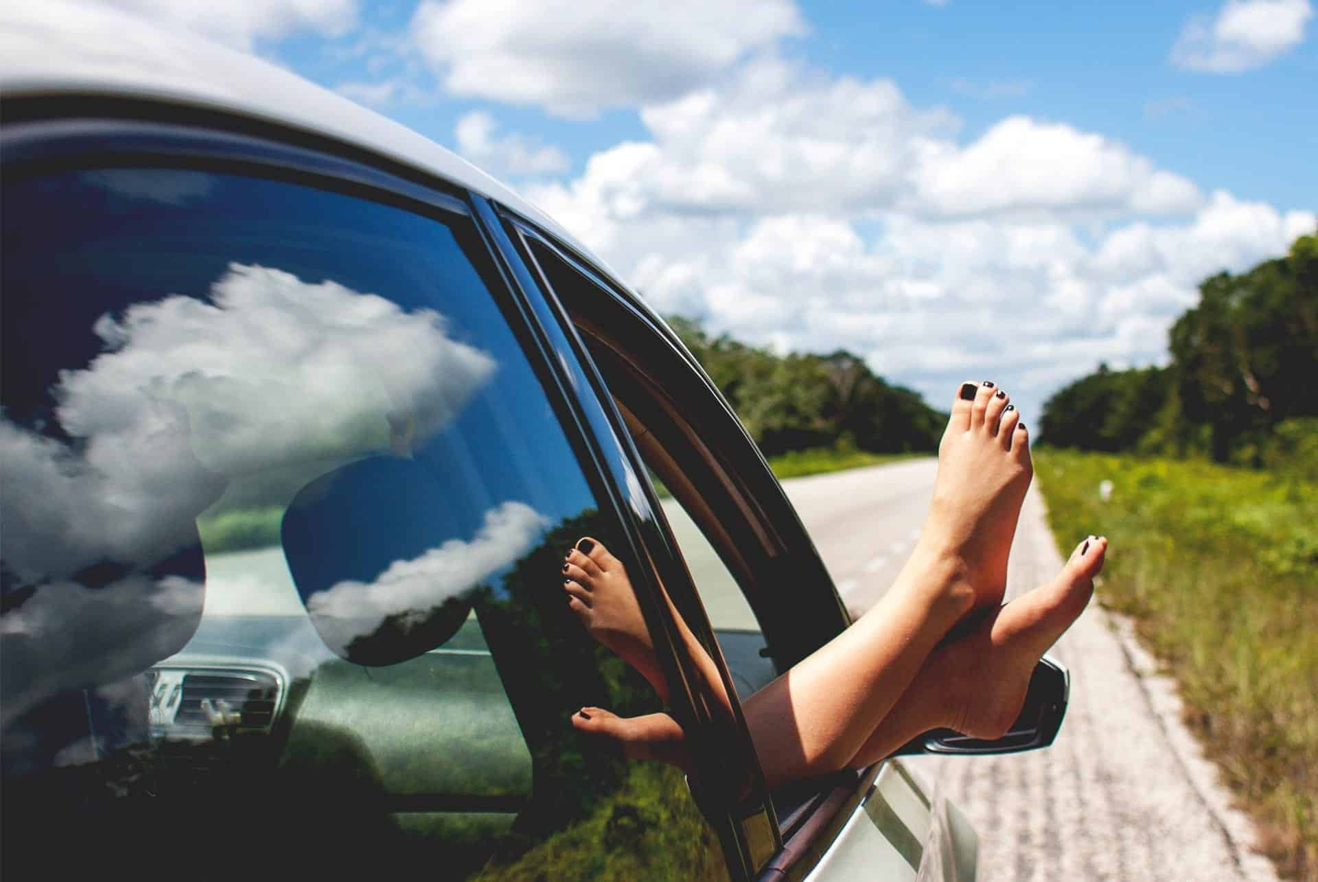 Is it Legal to Drive Barefoot?