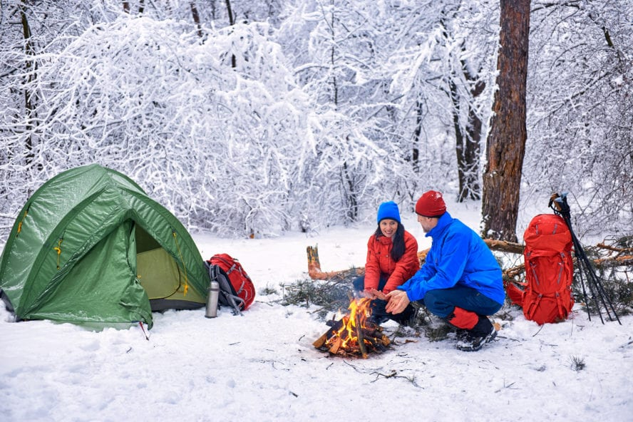 Winter and Summer camping Tips tricks and checklists