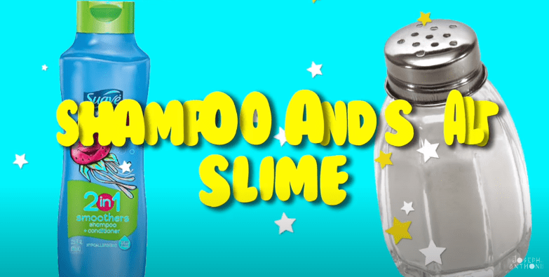 How do you make slime with 2 ingredients